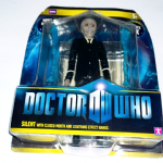 "BBC  Doctor Who Character options The Silents 6"" figure (moc"